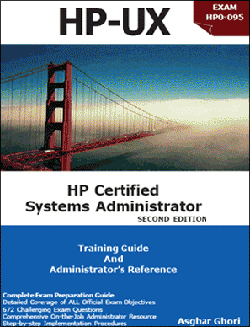HP Certified Systems Adminstrator SECOND EDITION
